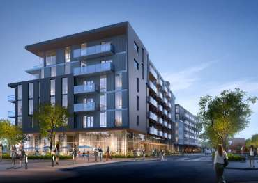 "Zibi's ""O"" Condominiums - Domtar Lands Redevelopment"