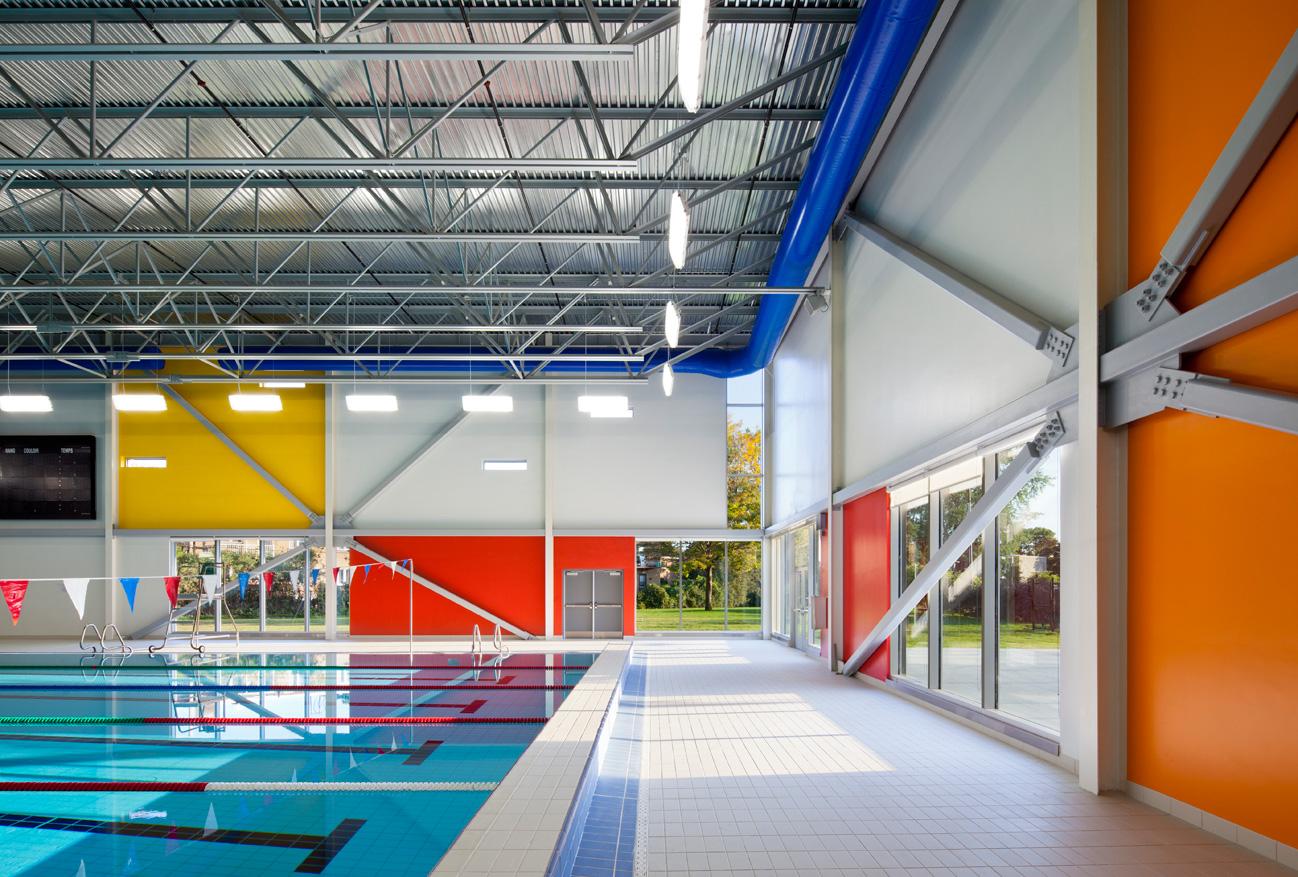 Architecture D Intérieur Saint Luc côte-saint-luc aquatic and community centre | figurr