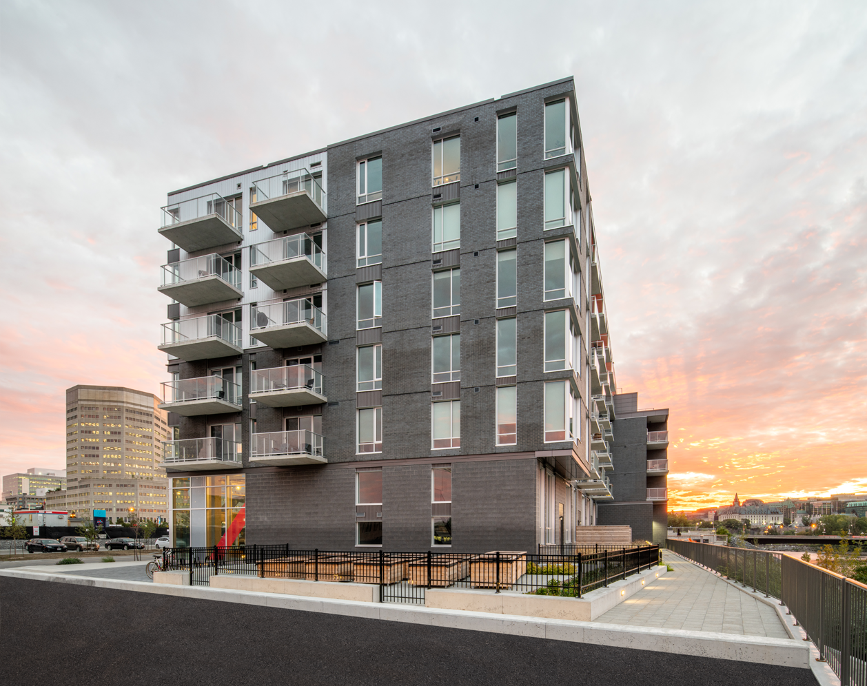 Zibi Condominiums Ottawa Gatineau One Planet Community